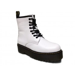 Dr. Martens White Winter 8591