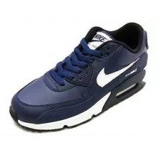 Nike Air Max 90 Mens (Navy / White) 133