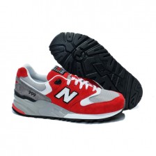 New Balance 999 Red / Grey 320