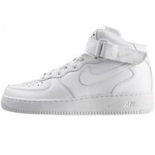Nike Air Force White Mens / WMNS (высокие) 140