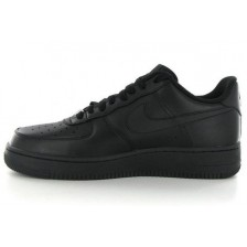 Nike Air Forse Black Mens / WMNS (низкие) 143