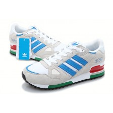 Adidas ZX 750 Mens Gray Blue 217