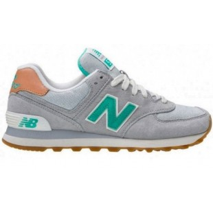 Кроссовки New Balance 574 (Grey-Green) 338