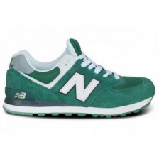 New Balance 574 Womans (Green) 342