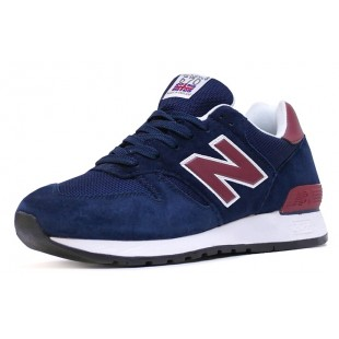 New Balance 670 Mens Blue / Red 350