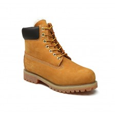 Timberland Woman Wheat с мехом 613-1
