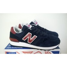 New Balance 670 (Blue Red - 2) 358