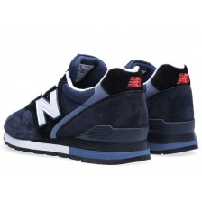 New Balance Mens 996 (Navy Blue / White) 368