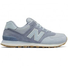 New Balance 574 Womens (Blue) 365