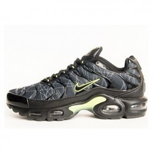Кроссовки Nike Air Max Plus TN Mens (Black/Anthracite/Green) 171