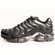 Nike Air Max TN Plus Mens (Black/Silver Grey) 172