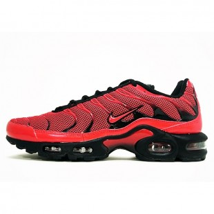 Кроссовки Nike Air Max TN Plus Mens (Red/Black) 168