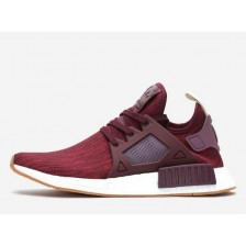 Adidas NMD XR1 Mens/Womans (Primeknit Burgundy) 3017
