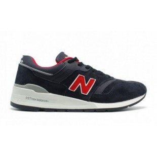 New Balance 997 (Blue / Red) 015