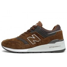 New Balance 997 Mens 997 (Brown) 018