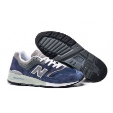 New Balance 997 Mens (Blue/Grey) 019