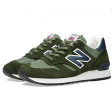 New Balance 670 Womans (Green) 022