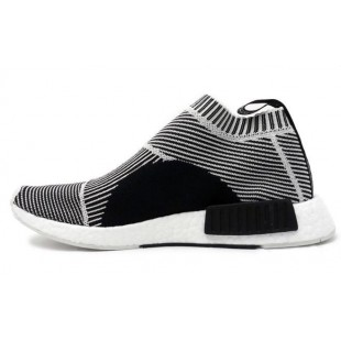Adidas NMD City sock Womans (white/black) 3021