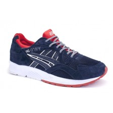 Asics Gel Lyte 5 Mens (Navy / Red) 2010
