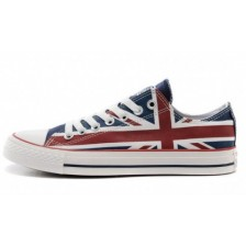 Кеды Converse All Star British Flag низкие
