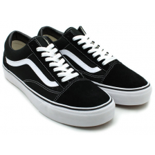 Кеды Vans Old School (Black / White)