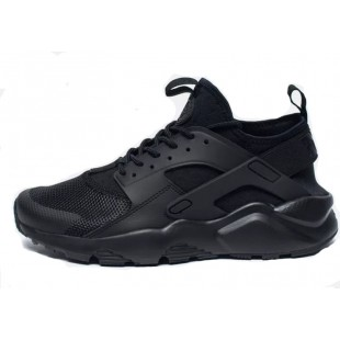 Кроссовки Nike Air Huarache Run Ultra Mens / WMNS (All Black) 246