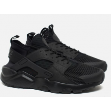 Nike Air Huarache Run Ultra Mens / WMNS (All Black) 246