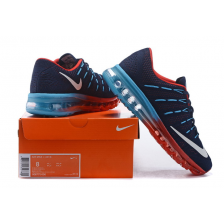 Nike Air Max 2016 Mens (Blue / Red) 248