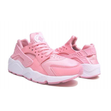 Nike AIR Huarache Womans (White / Pink) 248