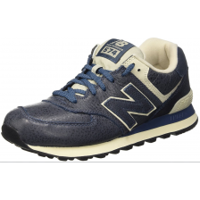 New Balance 574 (Blue Leather) 037