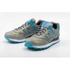 New Balance 574 (Grey Leather) 041(36р)