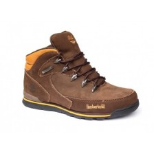Timberland Mens Euro Roсk Hiker Brown 524