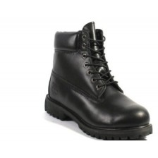 Timberland Men 10061 Black leather