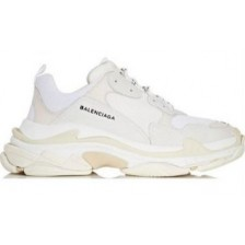 Balenciaga Triple S all White