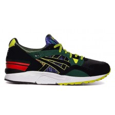 Asics x Whiz Gel Lyte V Mens (Black/Green) 2014