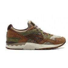 Asics Gel Lyte V Phys-ED Mens (Brown/Green/Beige) 2015