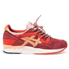 Asics Gel Lyte V Volcano Mens (Red) 2017