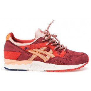Asics Gel Lyte V Volcano Mens (Red)