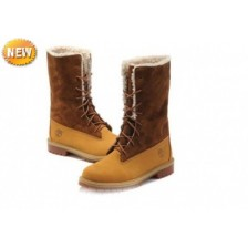 Timberland Teddy Fleece yellow-brown 702