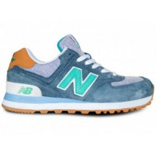 New Balance 574 (violet-green) 334