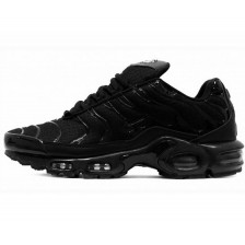 Nike Air Max Plus TN Mens / WMNS (All Black) 165