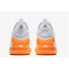 Nike Air Max 270 White Orange