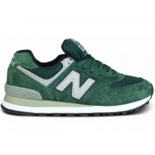 New Balance 574 Men Green