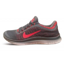 Nike free run 3.0 Grey Red