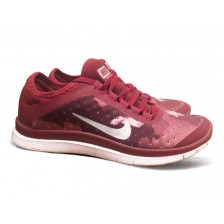 Nike free run 3.0 Women Red White