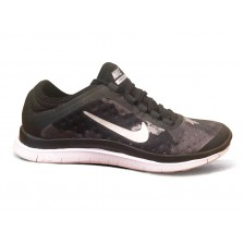 Nike free run 3.0 Women Black White