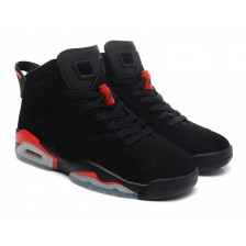 Nike Air Jordan 6 Retro Black Red