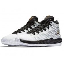 Nike Air Jordan Melo 13 White Black