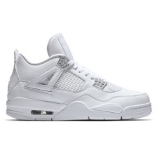 Nike Air Jordan 4 Retro White