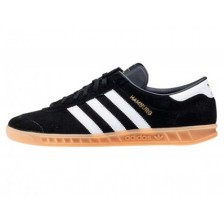 Adidas Hamburg Black/White